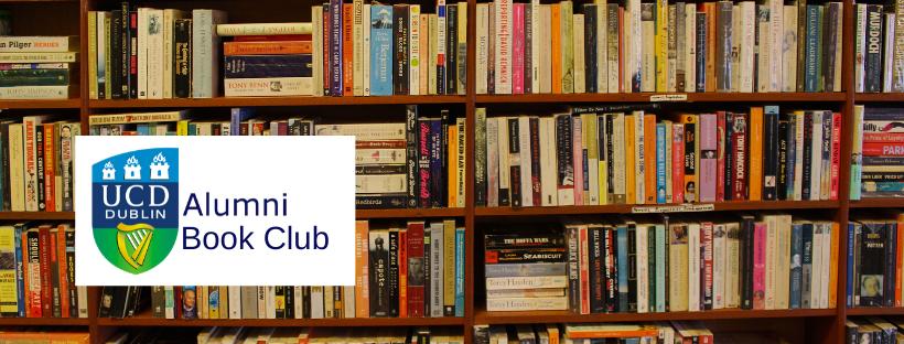 Mark McCormick favourite book club in Dublin city centre Ireland